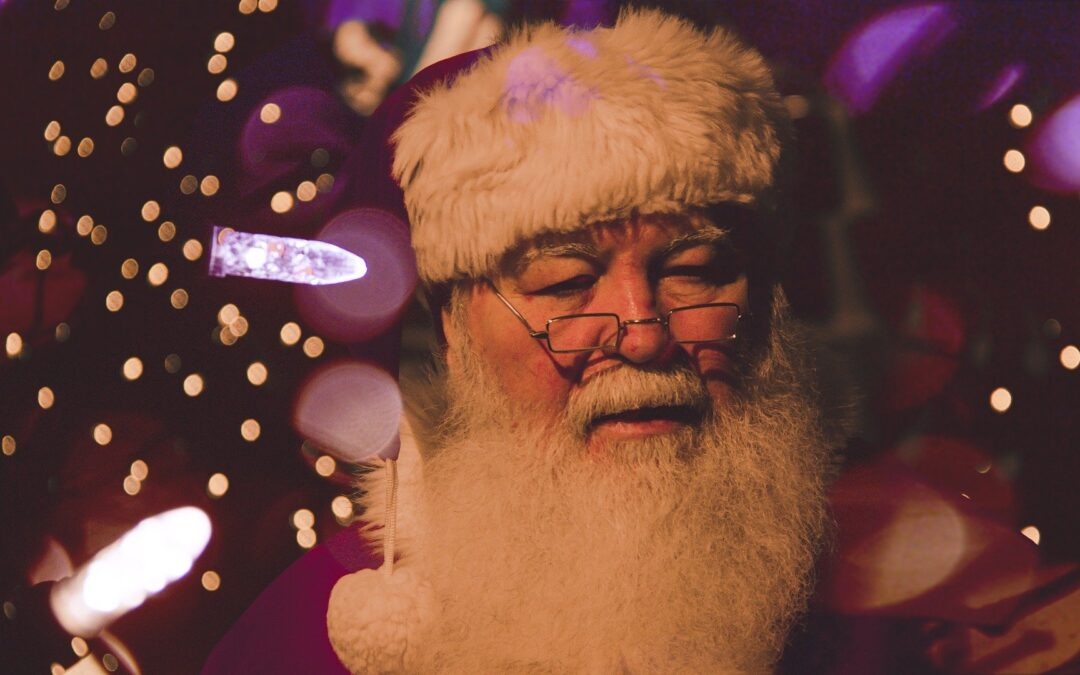 Il Natale a casa nostra: tu ci credi a Babbo Natale?