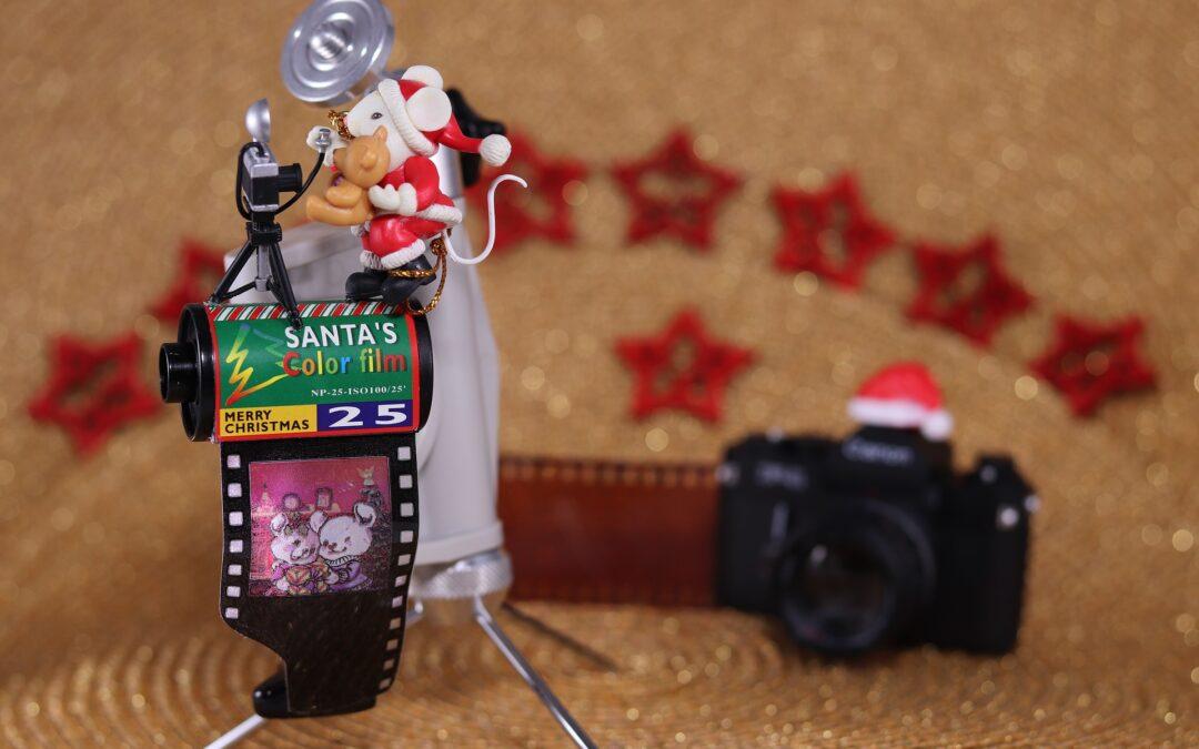 Film di Natale: coccole quando i bimbi vanno a nanna